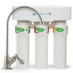 Aquasana AQ 5300+ 3-Stage Max Flow Under sink water filter review