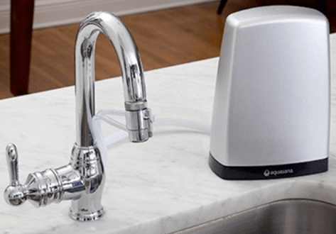 Aquasana AQ 4000 Countertop Water Filter Review
