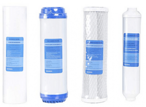 About the reverse osmosis filter