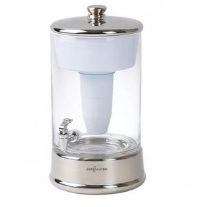 Glass filter pitcher