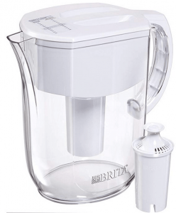 Water filter pitcher from Brita