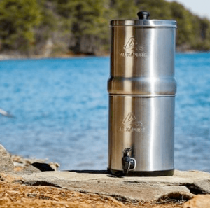 Alexapure Pro Gravity Fed Water Filter