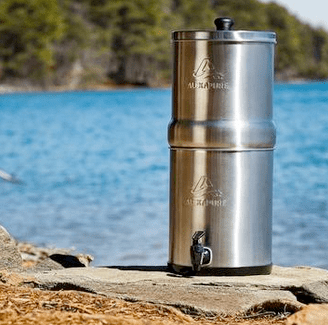 Alexapure Pro: A Great Gravity Fed Water Filter