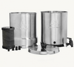 Alexapure Stainless Steel Pro model - Tanks, filter and parts