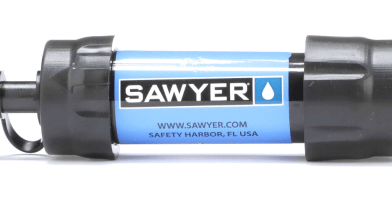 Sawyer Mini Water Filter Review ACW