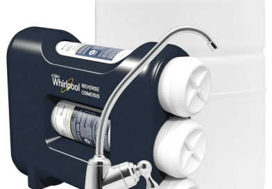 Wharos5 Whirlpool Ro water filtration system review