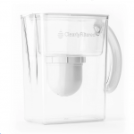 Clearly Filtered Water Filter Pitcher Public Rating