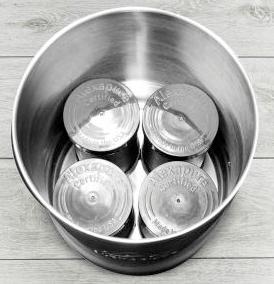 Alexapure Pro four filter configuration