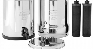 Big Berkey Water FIlter Review ACW