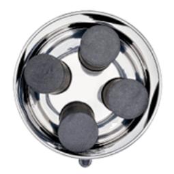 Black Berkey filters standard configuration of 4