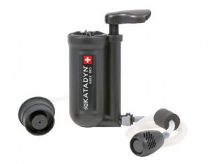 Katadyn Hiker Pro - EasyFill™ bottle adapter