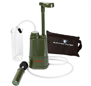 Survivor Filter Pro Review portable water filter