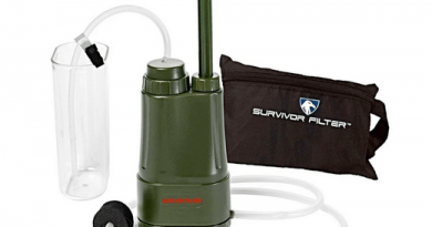 Survivor Filter Pro Review portable water filter